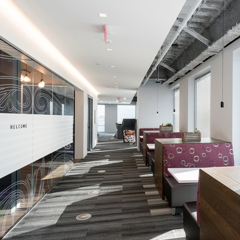 Workplace design survey reveals employee wants and expectations. Flexibility is key.