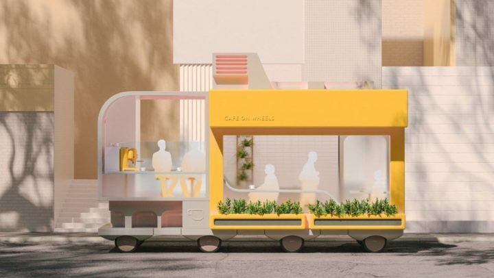 Mobile meeting rooms coming to a street near you