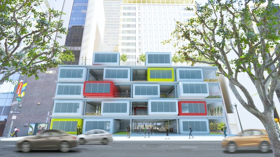 Parking garages gearing up to morph into offices, housing, retail as autonomous cars loom large