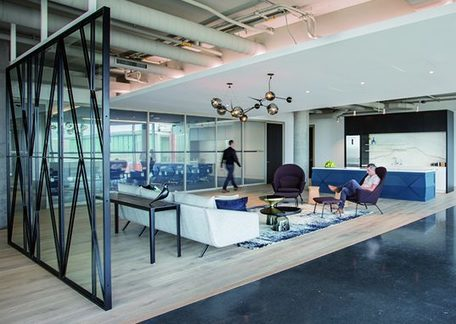 New report from HOK reveals latest workplace trends in tech sector