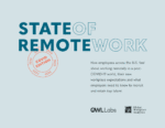 State of Remote Work 2020 Report image